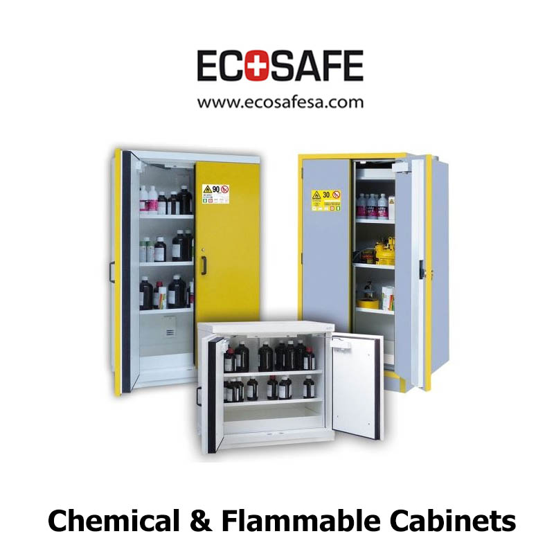 Ecosafe, Chemical cabinet, Flammable cabinet