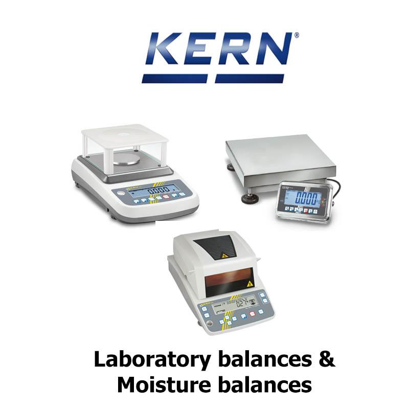 Kern, Balance, Moisture balance