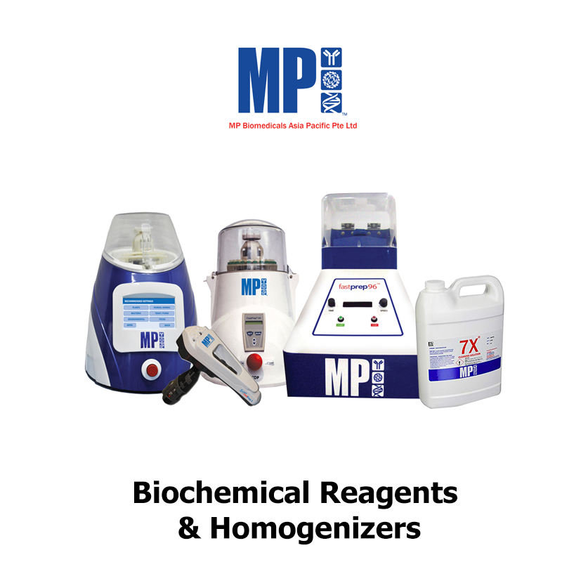 MP, Homogenizer