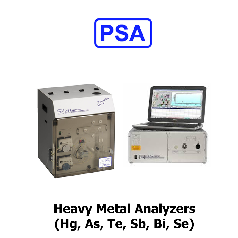 PSA, Heavy metal analyzer