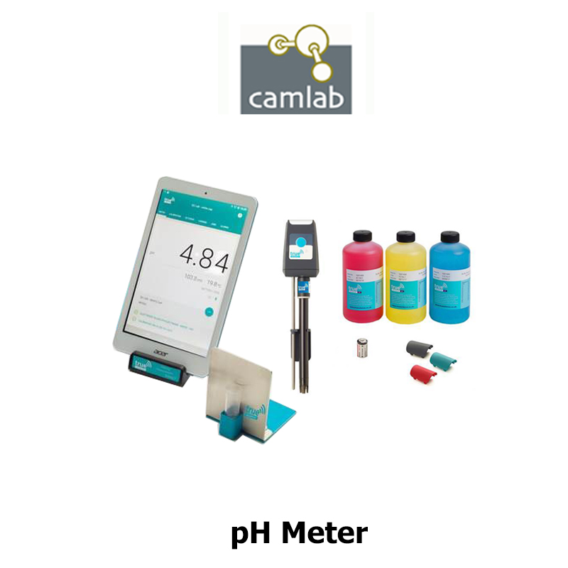 Camlab, pH meter, Washer