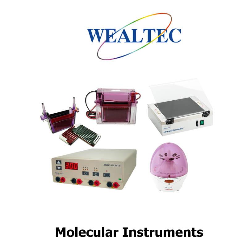 Wealtec, GelDoc, Electrophoresis, Microcentrifuge, Life science