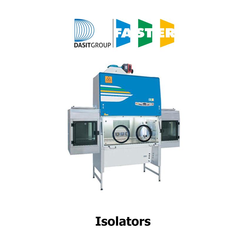 Faster, Isolator